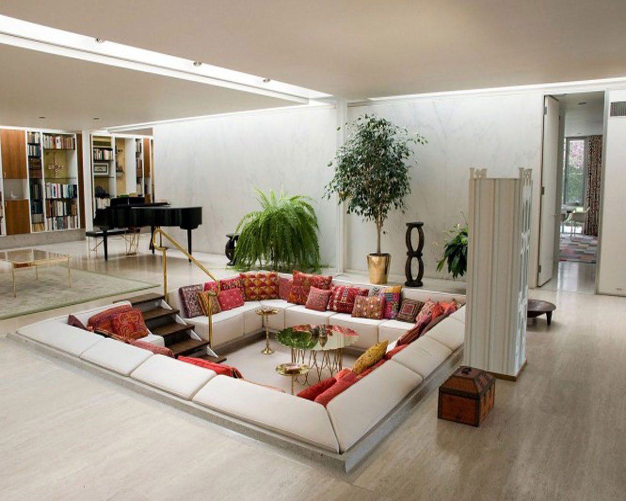 How can i apply feng shui principles to decorate my living for Good living room designs