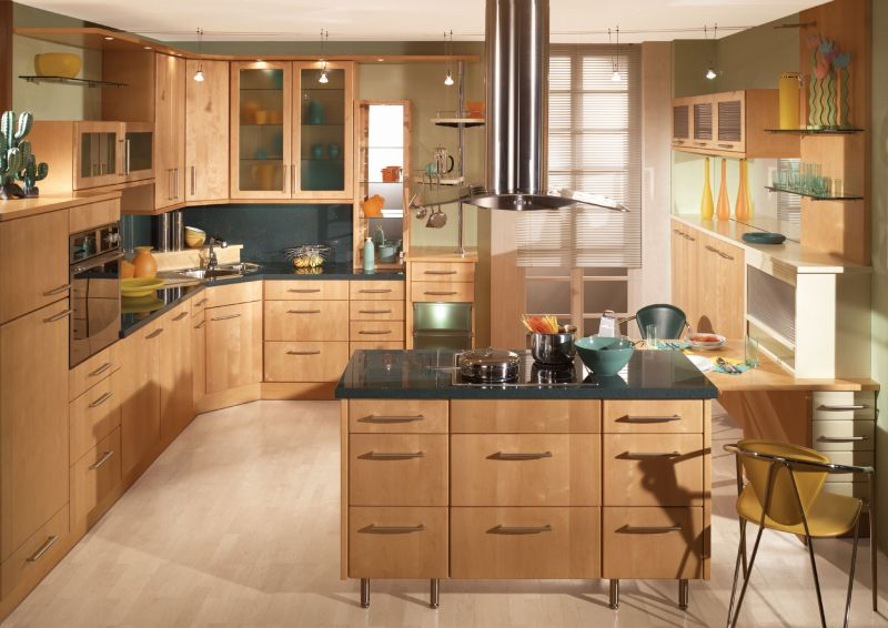 kitchen layout How to create good feng shui for your kitchen